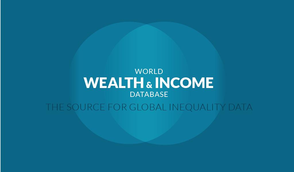 World inequality lab – WID – World Inequality Database