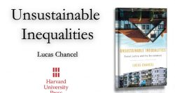Unsustainable Inequalities- Lucas Chancel